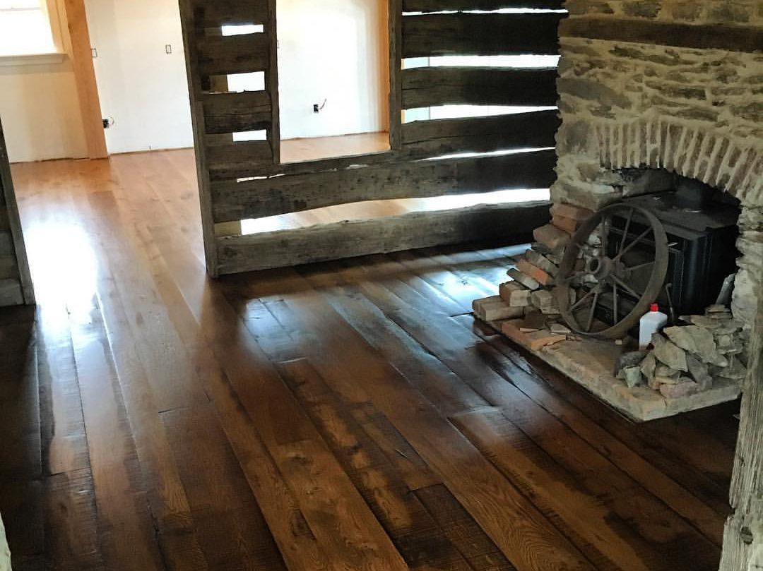 Reclaimed Wood Flooring Gaithersburg Md